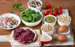 Alimentos ricos em ferro: visão geral e conselhos